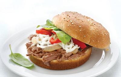 چگونه ساندویچ گوشت ایتالیایی درست کنیم؟