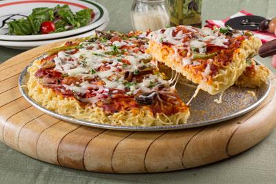 چگونه بدون فر پیتزا نودل درست کنیم؟