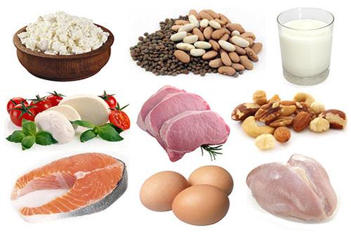 آشنایی با 10 ماده غذایی که حاوی پروتئین زیاد است