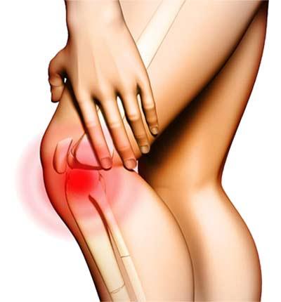 ساییدگی مفصل زانو و علت آن